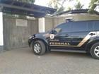 Em MG, quadrilha de tráfico de drogas e armas é alvo de operação da PF