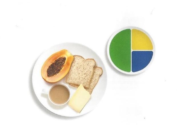 café da manha cardioprotetor (Foto: rede globo)