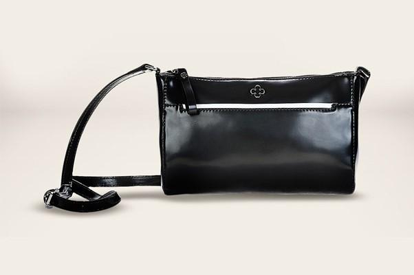 Bolsa Shoulder Bag Tassel Azul Noir (Foto: Divulgação)