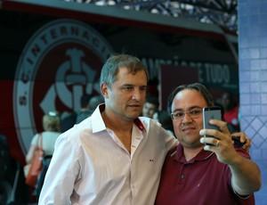 Diego Aguirre, técnico do Inter (Foto: Diego Guichard)
