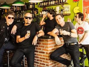 Com saída de Paulo Miklos, banda segue em frente com nova formação (Foto: Silmara Ciuffa )