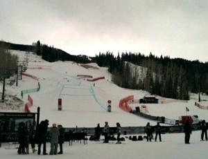 Copa do Mundo de snowboard em Telluride (Foto: FIS)