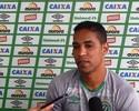 Cleber Santana conta nova meta da Chapecoense no Brasileiro: 49 pontos