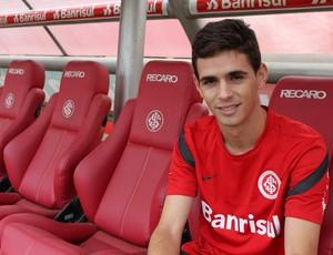 Oscar, meia do Inter (Foto: Diego Guichard / GLOBOESPORTE.COM)