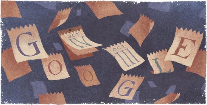 Calendario Gregoriano.Calendario Gregoriano Faz 434 Anos Em Vigor E Recebe Doodle