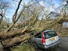 Tempestade provoca suspensão de mais de 150 voos em Londres