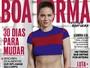 Leandra Leal mostra corpaço em capa de revista: 'Dei uma guinada'