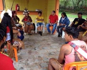 Jogos Mundiais Indígenas - Palmas (Foto: Divulgação)