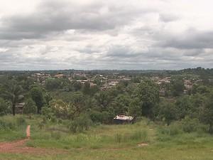 Sipam prevê sexta-feira (19) de sol entre nuvens no Acre (Foto: Reprodução/TV Acre)