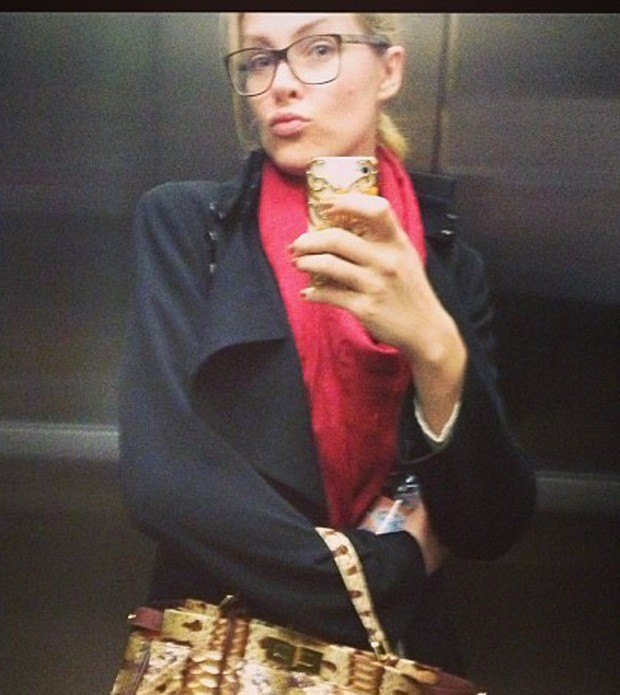 Ana Hickmann sem maquiagem (Foto: Reprodução)