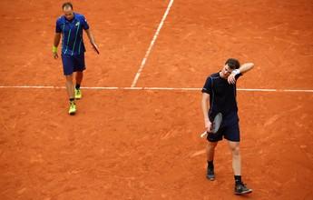 Soares cai em dois tie-breaks e perde para veterano de 43 anos nas duplas