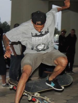 Mogi Skate Park Inauguração  (Foto: Thiago Fidelix/Globoesporte.com)
