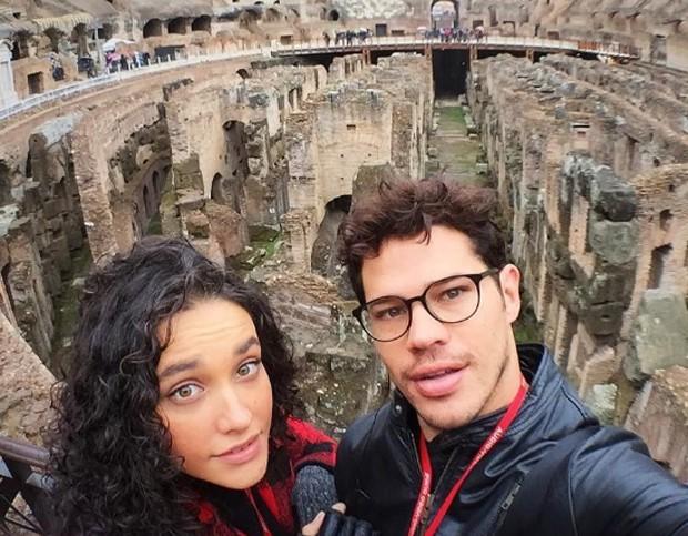 José Loreto e Débora Nascimento (Foto: Reprodução/Instagram)