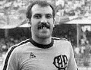 Roberto Costa ex-goleiro do Atlético-PR 1983 (Foto: arquivo pessoal)