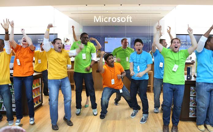 Microsoft vai abrir loja em Nova York (Foto: Divulgação/Microsoft)