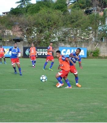 bahia; treino bahia (Foto: André Gobila / EC Bahia / Divulgação)