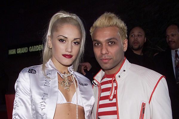 Gwen Stefani e Tony Kanal (Foto: Getty Images)
