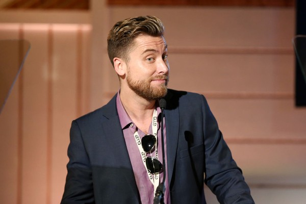 O músico Lance Bass (Foto: Getty Images)