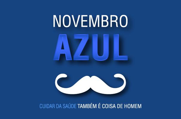 TV Fronteira lança campanha Novembro Azul (Foto: Marketing TV Fronteira)