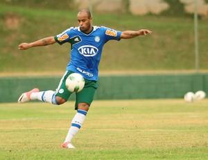 Thiago Heleno, Treino Palmeiras (Foto: Marcos Ribolli / Globoesporte.com)