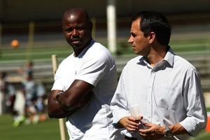 rodrigo caetano marcão fluminense (Foto: Nelson Perez / FluminenseFC)