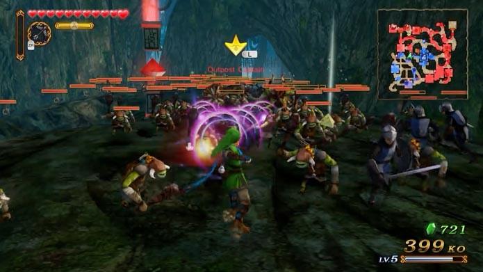Hyrule Warriors: dicas para mandar bem no game (Foto: Reprodução/Murilo Molina)