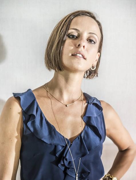 Fernanda de Freitas (Foto: Renato Miranda/ TV Globo)