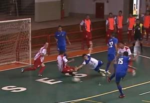 Campeona to Acreano de Futsal (Foto: Reprodução/TV Acre)