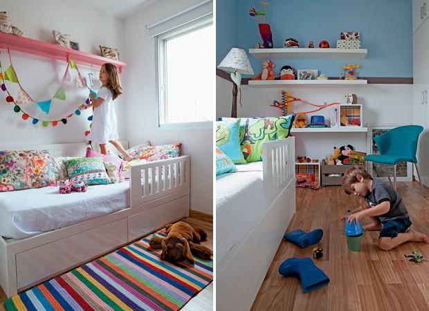 Mais espaço para as crianças  (Foto: Lufe Gomes)