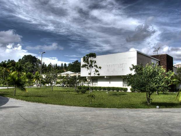 Campus UFJF atualizado 3 Reitoria (Foto: Frederico Boza Alvim UFJF/Divulgação)