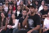 Lê Maestro deixou as drogas pela educação                      (Reprodução TV)