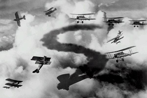 'Anjos do Inferno' (1930) (Foto: Reprodução)