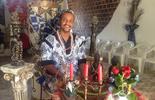 Pai Elias faz previsões  para os clubes de Alagoas (Estéfane Padilha/ GloboEsporte.com)