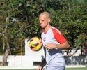Com lesão no olho, Rolt é dúvida no Náutico para jogo com o Atlético-MG