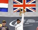 Hamilton, vitória em final eletrizante