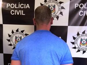 Taxista trabalhava no mesmo local onde grupo agrediu motorista do Uber (Foto: Divulgação/Polícia Civil)