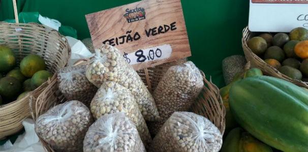 Alguns produtos da feira  (Foto: Divulgação/ Marketing TV Gazeta)