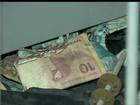 Bandidos explodem agência bancária e levam caixa eletrônico em Teresina