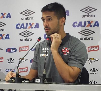 Vasco - zagueiro Luan (Foto: Raphael Zarko)