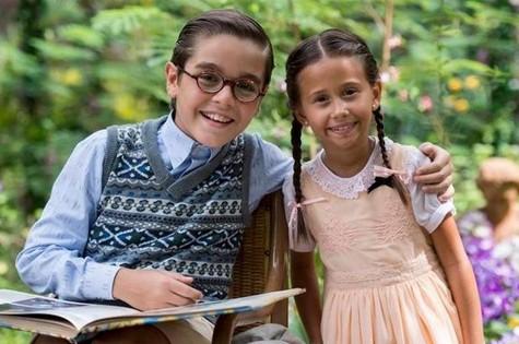 Xande Valois e Nathalia Costa (Foto: TV Globo)