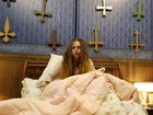 Atriz de pegadinha de terror de Silvio Santos: 'Dormi em paz após gravação'
