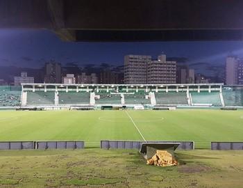 TR Guarani x Portuguesa em Campinas (Foto: Gabriel Ferrari / Guarani FC)