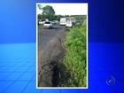 Homem morre após capotar carro em estrada vicinal perto de Pindorama