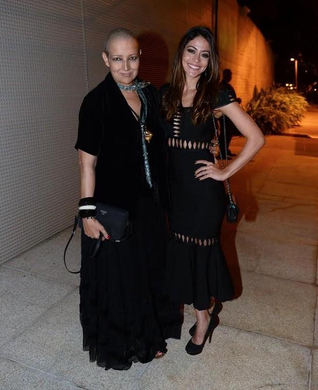 Betty Lago e Carol Castro (Foto: Francisco Cepeda/Agnews)