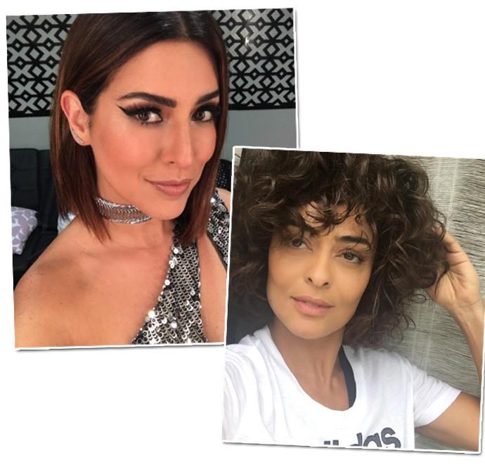 Fernanda Paes Leme e Juliana Paes (Foto: Reprodução / Instagram)