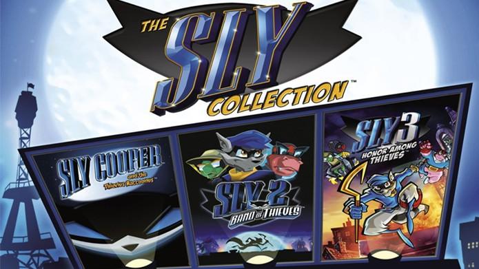 The Sly Cooper Collection traz três ótimos jogos em um único pacote (Foto: slycooper.wikia.com)