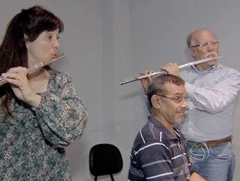 Músicos vão se apresentar neste final de semana em Cuiabá. (Foto: Reprodução/ TVCA)
