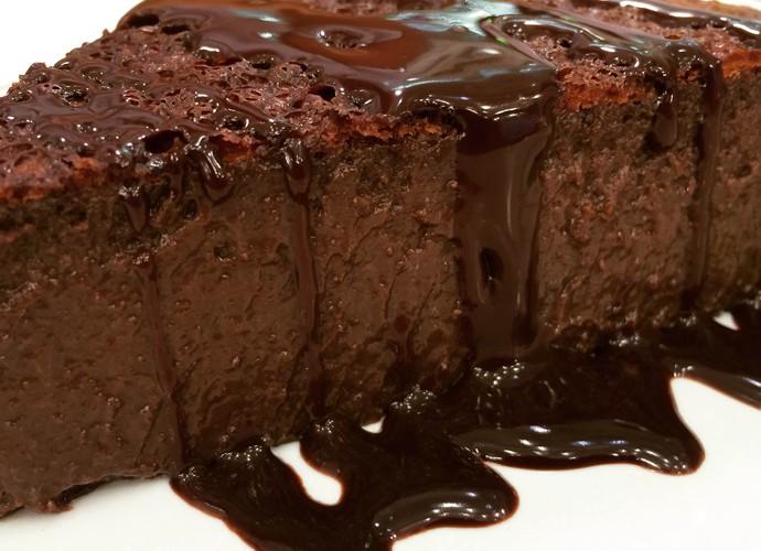 Bolo Musse de Chocolate (Foto: Mais Você/Gshow)