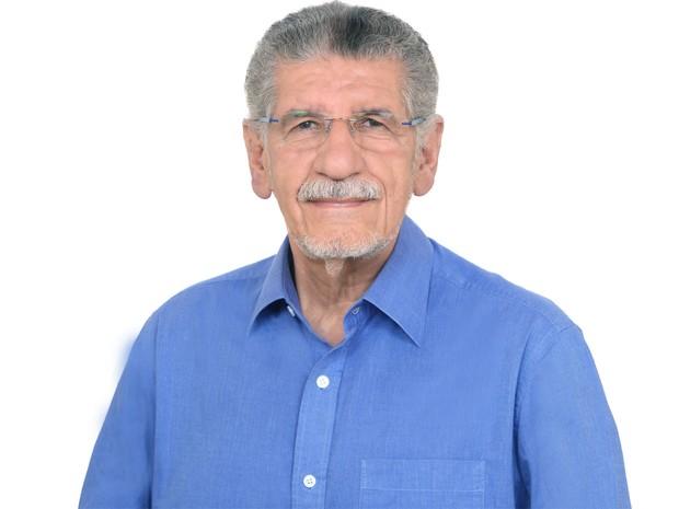 Herzem Gusmão é candidato pelo PMDB (Foto: Divulgação)
