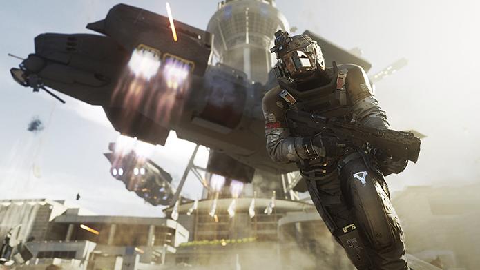 Call of Duty Infinite Warfare deverá contar com conteúdo exclusivo no PS4 (Foto: Divulgação/Activision)